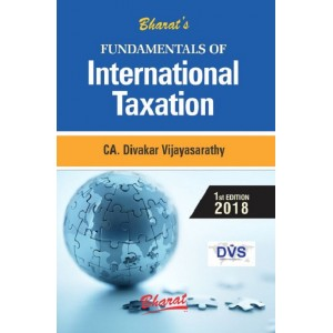 Bharat's Fundamentals of International Taxation by CA. Divakar Vijayasarathy